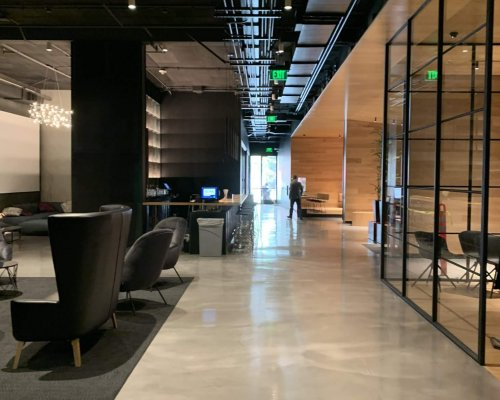 BEI Hotel San Francisco Coworking Space